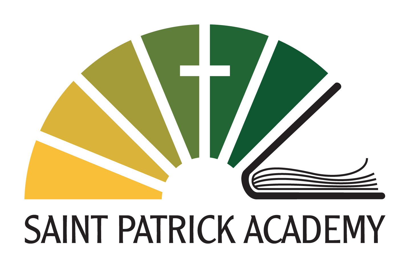 Header Logo for St Patrick Academy - Diocese of Providence